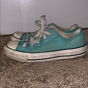Converse Shoes - Baby blue Converse